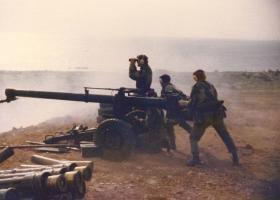 1 PARA Anti-Tank Platoon Cyprus 1976