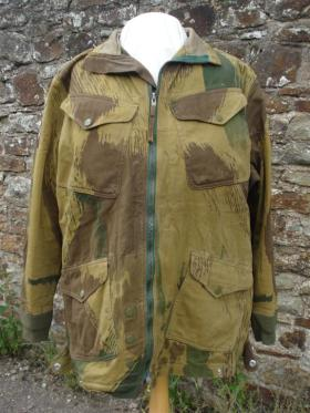 Denison Smock, 1959 pattern, dated 1968 (Manufactured by Cookson & Clegg)