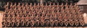 B Coy, 3 PARA, Blenheim Barracks early 1960s