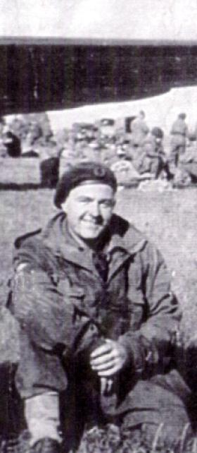 Sapper Norman Butterworth, Barkston Heath, 17 September 1944.