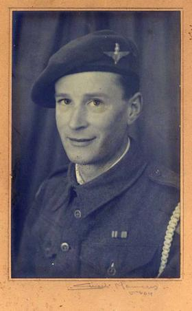 Lance Corporal Edward Orbell