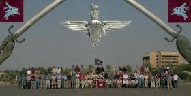 Airborne Forces Day, Baghdad, Iraq, 2006.