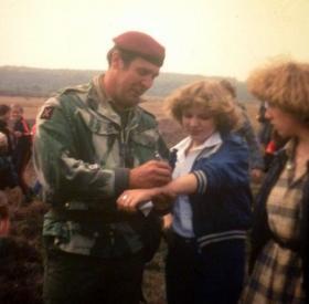 CSM Burnikell. Arnhem, September 1978.