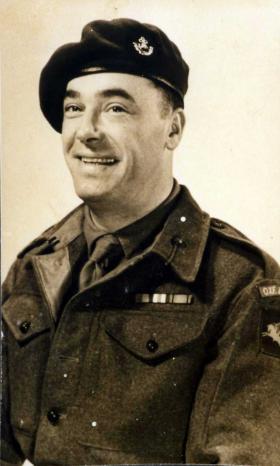 Stanley Bridges, 2nd Oxs & Bucks, c1945.