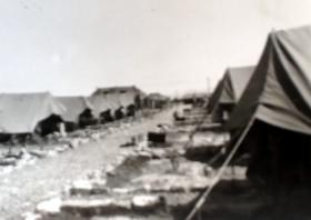 3 PARA, Cyprus H camp, 1956.