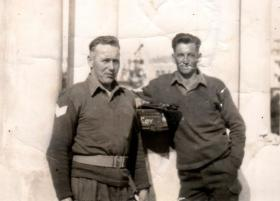 Sgt Peter Malone, 2 PARA, Cyprus, 1956.