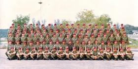 D Company, 2 PARA, Malaya 1975.