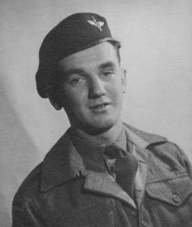 Portrait of Edward Lee, 3rd Bn