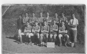 Bilaspur Football Club India 1946