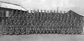 2/3rd Parachute Battalion, Palestine c1946.
