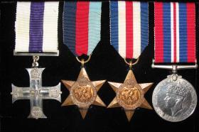 Reverend D McGowan Medal Set