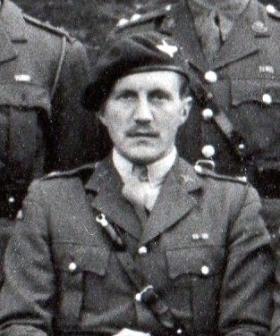 Major Mervyn Dennison, 1944.