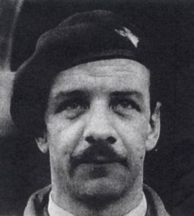Lt Col Richard Lonsdale DSO & Bar MC