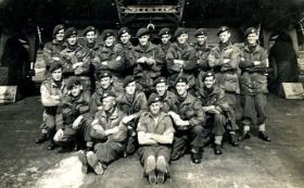 Demonstration and Experimental Company, Depot, The Parachute Regiment and Airborne Forces.