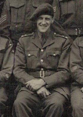 Lt Col Eric Down, c1942