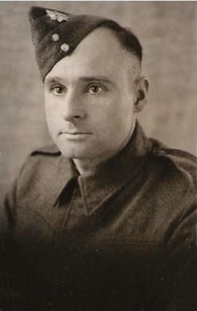 Driver James Bell c1940