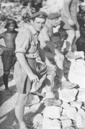 John Anderton, Aden