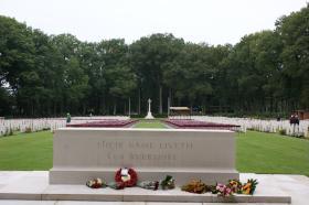 Altar of Remembrance, Arnhem Oosterbeek War Cemetery, 2012.