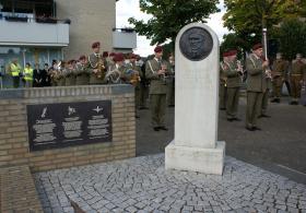 The Sosabowski Memorial, Driel, September 2012.