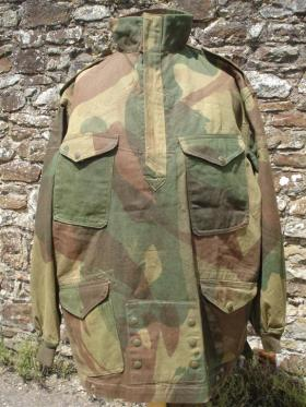 Denison Smock, 1st Pattern, dated 1943 (Manufactured by CWS)