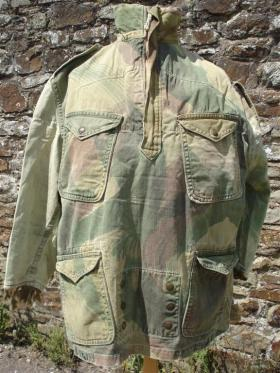 Denison Smock, 1st Pattern, dated 1942 (Manufactured by Wareings)