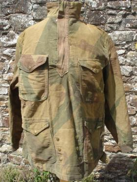 Denison Smock, 1st Pattern, dated 1942 (Manufactured by Hoffman & Sons)