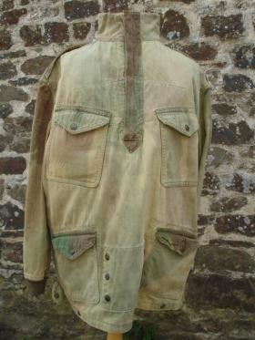 Denison Smock, 1st Pattern, hand dyed (Manufactured by CWS)
