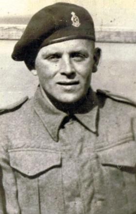 Pte E O Tollervey, date unknown.