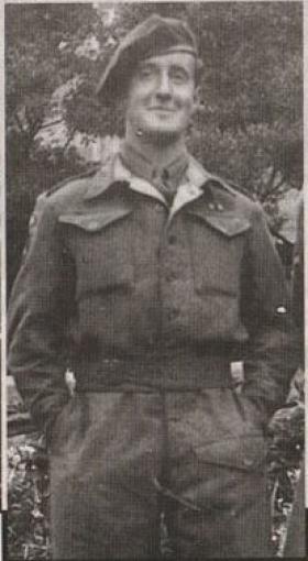 Joseph 'Ebbie' Moncrief during WW2