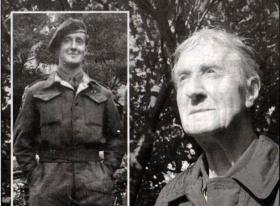 'Ebie' Moncrieff in 1944 & 2009