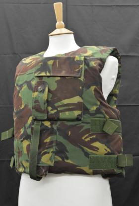 1990s Enhanced Combat Body Armour (ECBA) from the Airborne Assault Museum Collection, Duxford.