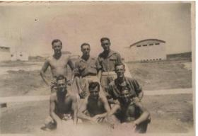 Members of 6th Para Bn Palestine 9 September 1946