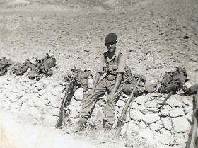 Gdsm Anderson,  EOKA Campaign, Cyprus, c1956.