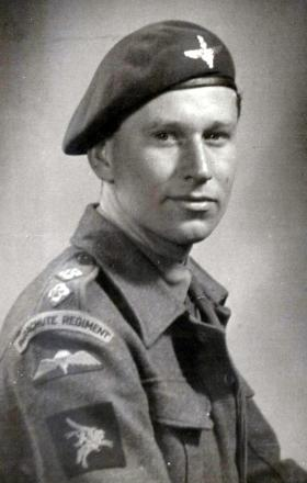 Lt Ernest 'Ricky' Ritchie 1944.