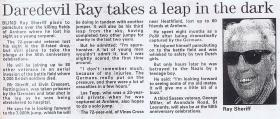 Article from the Evening Argus Newspaper, 20 March 1993.