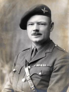 Captain Frank Clarke, c1950s.
