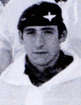 Captain Alex Fairey, undated.