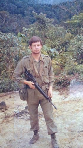 Joe Farrell Burma Camp Johore Bahru 1968