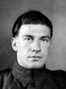 Driver Ernest Field, date unknown.