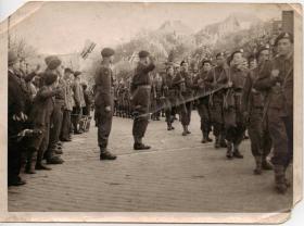1st Airlanding Light Regiment RA Norway 1945