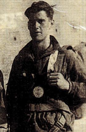 Private Lycett, c 1944.