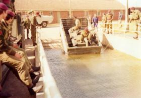 Flotation Test probably  late 1973.