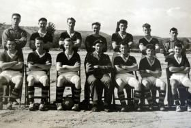 2 PARA football team, c.1960