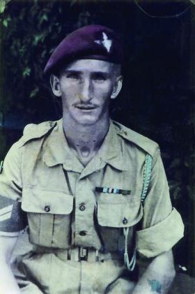 Corporal Stan Kerr 1945