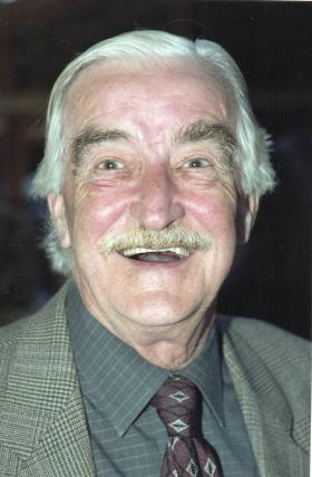 Fred Shedd in the 1990s.