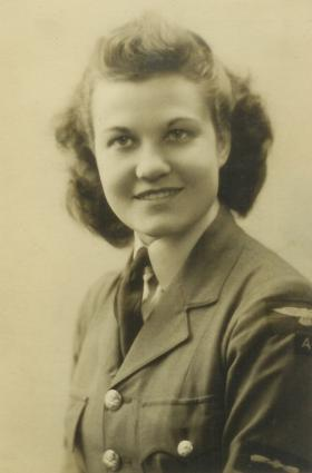 Doris Freestone, Wife of Leonard Freestone, c.1944