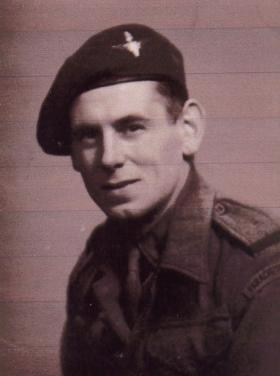 Pte Jimmy French