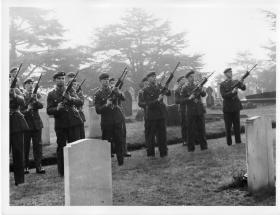 The Funeral of WO2 John Brown, 1967