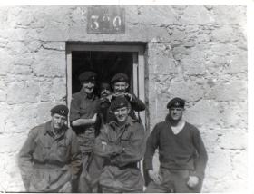 Members of No. 1 (Guards) Independent Parachute Company, Cyprus, 1964.