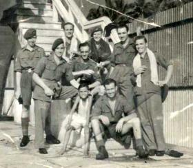 Members of 7th (Light Infantry) Parachute Battalion, date unknown.